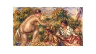 Les jeunes femmes à la campagne (1916) - Auguste Renoir