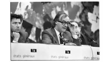 Etats généraux de la culture créés par Jack Ralite, 17/06/1987