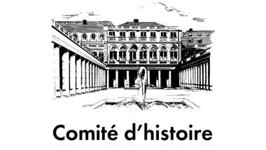 Logo du Comité d'histoire
