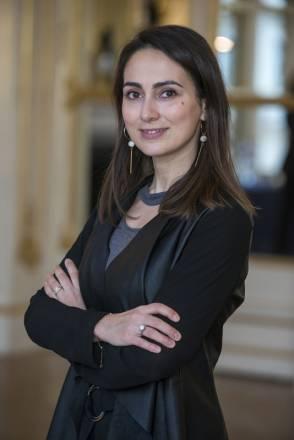 Portrait d'Angélique Delorme