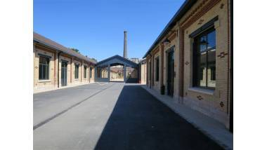 Aubervilliers (Seine-Saint-Denis), ancienne manufacture d'allumettes
