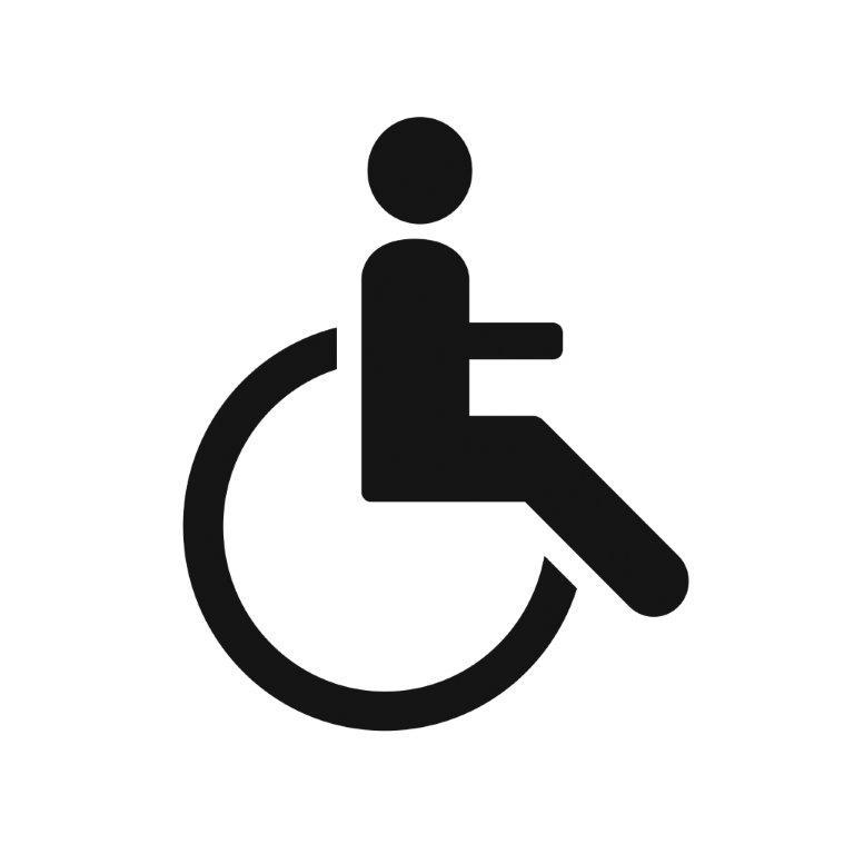 image logo handicape