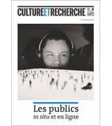 couverture de Culture et Recherche 134