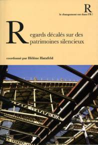 couverture du livre : Regards décalés sur des patrimoines silencieux.