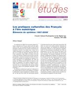 French Cultural Participation in the Digital Age Summary 1997-2008