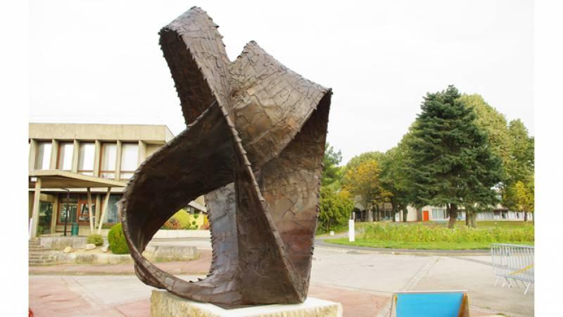 Paul Griot, Anneau de Möbius, 1965-1967