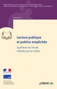 Synthèse de l'étude Lecture publique et publics empêchés