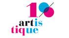 Logo un pour cent artistique