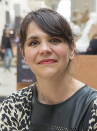 Cécile Debray, directrice du musée de l'Orangerie