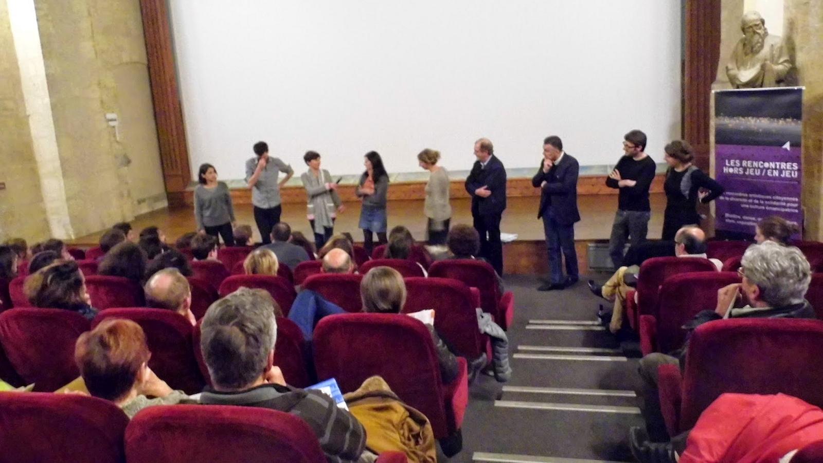 Rencontres culturelles en pays chauvinois