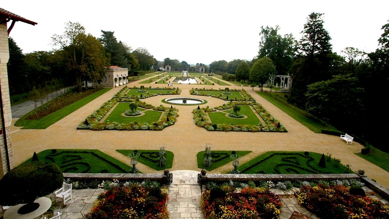 jardins remarquables 24 33 40 47 64 minist re de la culture. Black Bedroom Furniture Sets. Home Design Ideas