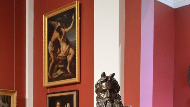 Galerie des Beaux-Arts 17 ème siècle - musée Crozatier au Puy-en-Velay