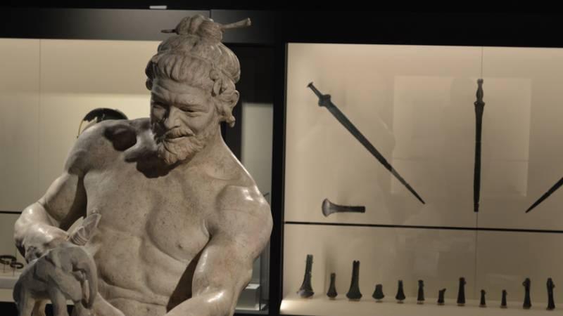 Lapidaire - musée Crozatier au Puy-en-Velay