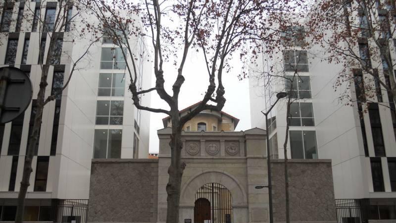 Lyon reconversion  ancienne Prison Saint-Paul entrée d'origine