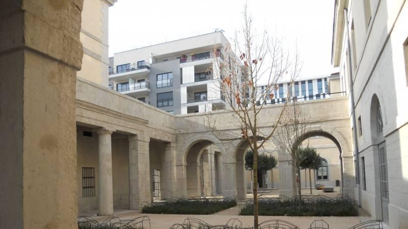 Lyon Prison Saint-Joseph ancienne galerie