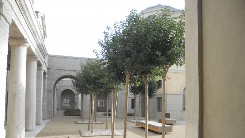Lyon Prison Saint-Joseph anciennes galeries