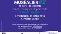 Muséalies # 2 exposition à Roanne Musée Déchelette