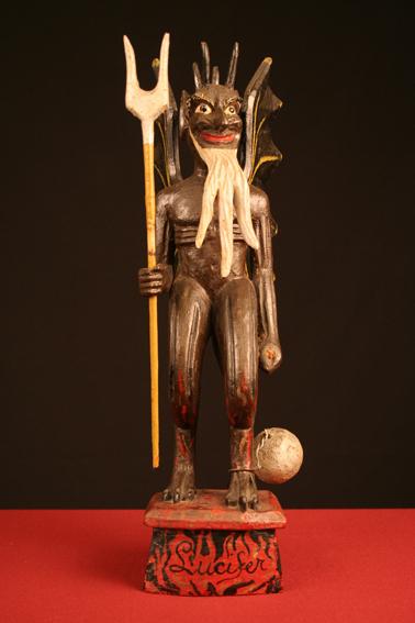 Figurines de Bessans - Lucifer
