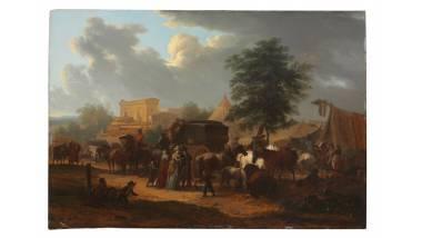 Jacques-François Swebach dit Swebach-Desfontaines - Musée de la Révolution française - Domaine de Vizille