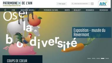 Site Patrimoine(s) de l'Ain