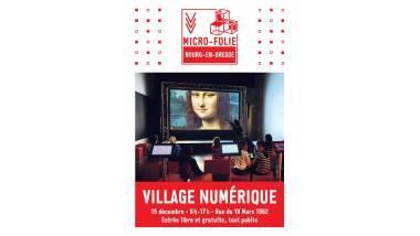 Micro-Folie Bourg en-Bresse