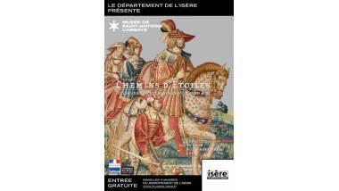 Saint-Antoine l'abbaye exposition chemins d'étoiles 2019