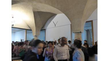 Viste de Franck Riester à la DRAC le 27 juin 2019