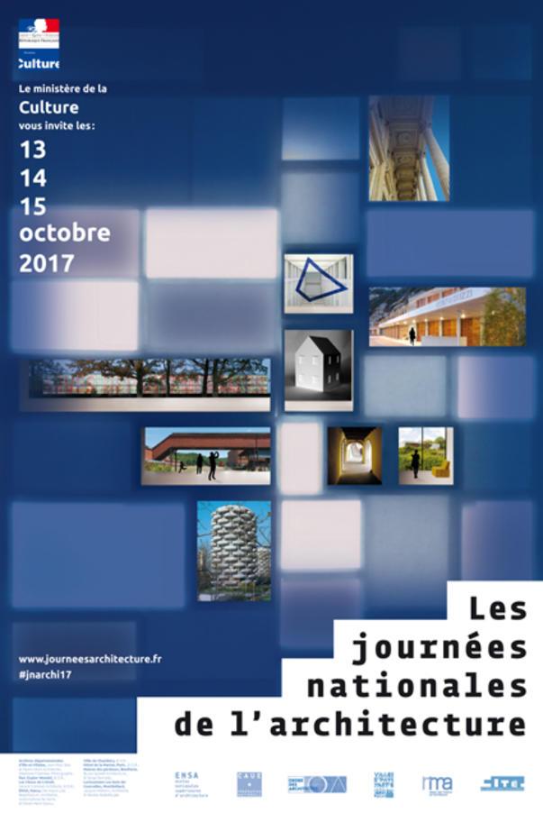 Journ es nationales de l 39 architecture 2017 en auvergne rh ne alpes mini - Journee de l architecture ...