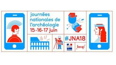 Journées nationales de l'archéologie 2018
