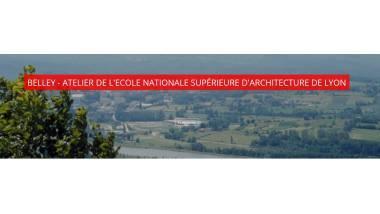 Belley - projet ENSAL Centre bourg