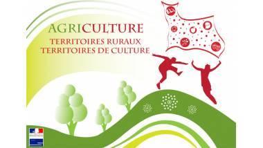 Couverture de la publication Agriculture, territoires ruraux, territoires de culture