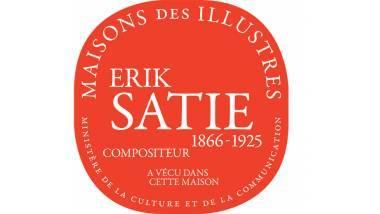 Logo Maison des Illustres du musée Erik Satie