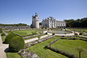 Jardins du château de Chenonceau