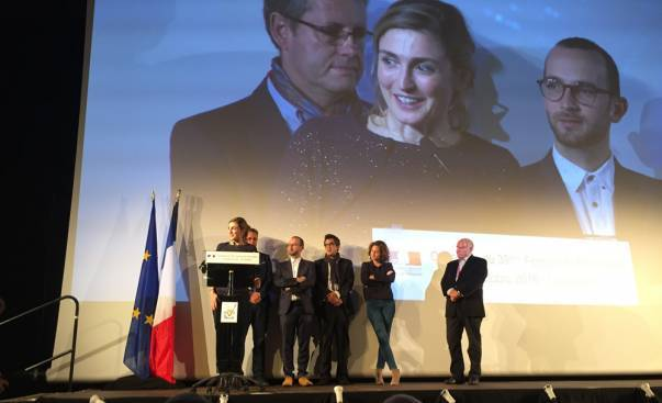 Inauguration du festival du film italien de Villerupt © DRAC Grand Est