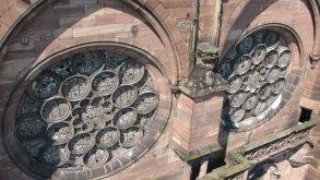Cathédrale de Strasbourg - restauration du bras Sud du transept - vignette