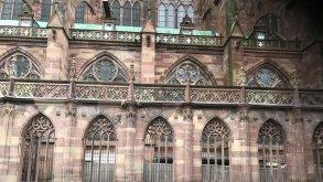 Cathédrale de Strasbourg - galerie Goetz