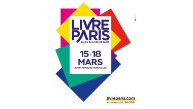 Visuel graphique Salon du livre édition 2019, Paris