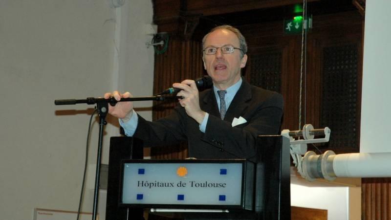 Pascal Mailhos, préfet coordonnateur du bien