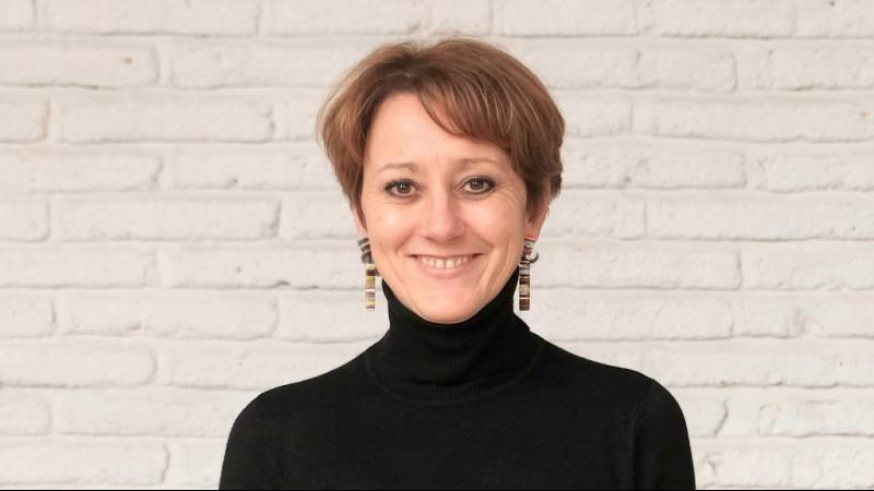 Catherine Monnet, secrétaire générale adjointe