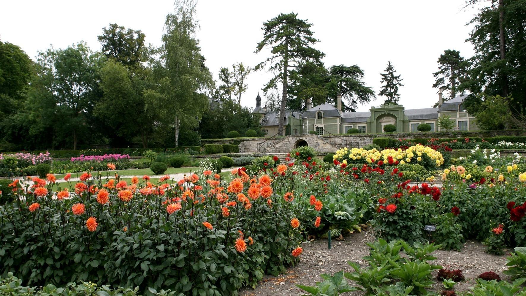 Invitation aux rendez vous aux jardins 2014 en picardie minist re de la culture - Potager des princes chantilly ...