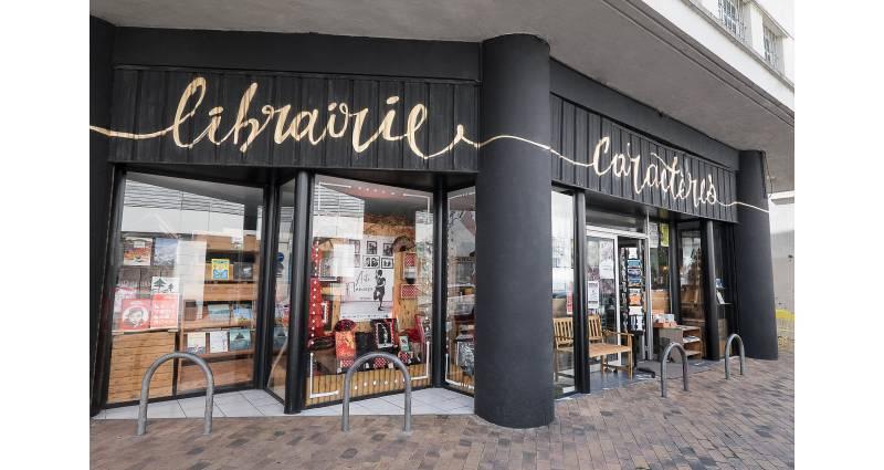 Librairie Caractères Mont-de-Marsan