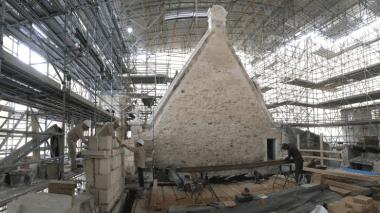 MH en travaux : Hôtel de Ville La Rochelle