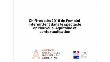 Visuel Emploi Spectacle vivant Nouvelle-Aquitaine 2016