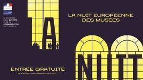 Nuit des musées 2017 - Visuel