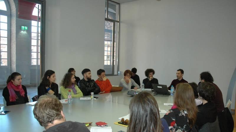 """Table ronde : """"Opérations d'aménagement urbain : un nouveau marché pour les entrepreneurs culturels ?"""""""
