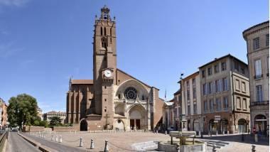 Cathédrale Saint-Étienne de Toulouse