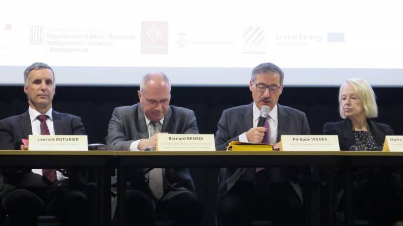 Signature de l'avenant à la convention PAH, Prats-de-Mollo-La-Preste