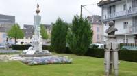 Monument aux morts de Bagnères-de-Bigorre (65)