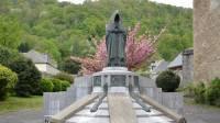 Monument aux morts de Campan (65)