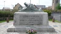 Monument aux morts de Saint-Chély-d'Apcher (48). Détail